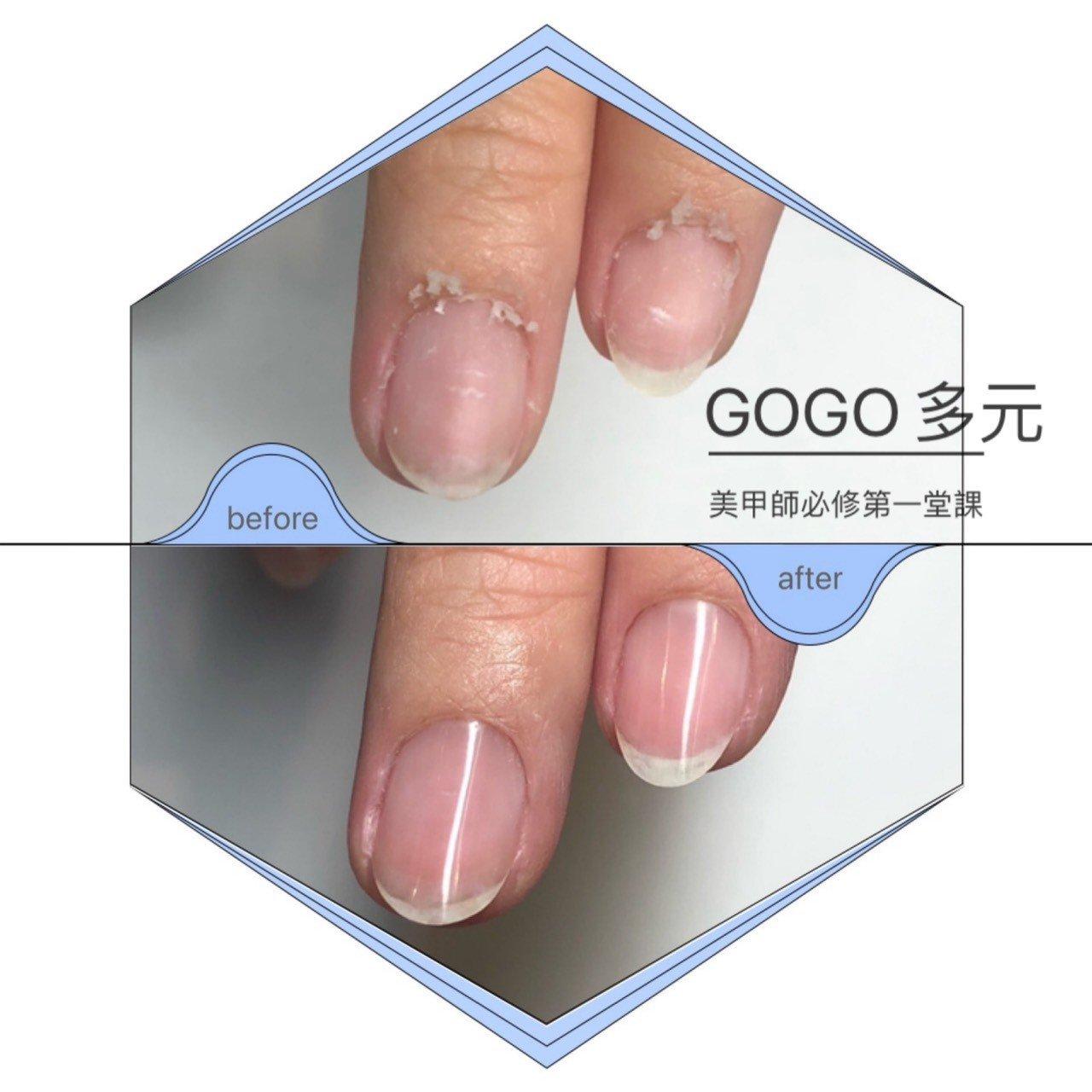 手部保養 基礎課程 S plus nail 凝膠單色 美甲課程